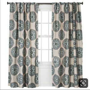 Threshold Curtains